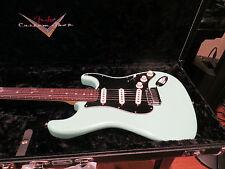Fender Custom Shop Stratocaster Pro Closet Classic Surf Green 2013