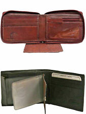 MIXED COLOR 2-PACK LEATHER MENS WALLETS