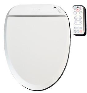EVOLVE - Smart Bidet Intelligent Heated Clean Dry Toilet Seats remote control