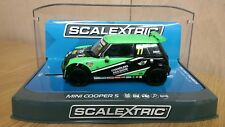 SCALEXTRIC C3743 Mini Cooper S Mini Challenge 2015 Donnington No77 Neil Newstead