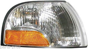 New Replacement Corner Light Lamp RH / FOR 2001-02 NISSAN QUEST