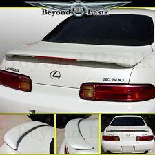 1997 1998 1999 2000 Lexus SC400 SC300 OEM Factory Style Spoiler w/LED UNPAINTED