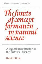 The Limits of Concept Formation in Natural Science: A Logical Introduction to