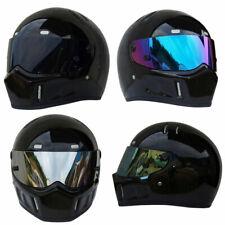 For Bandit Street Bike Helmet Racing Full Face ATV DOT S-XXL Riding Dirt Bike