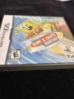 Spongebobs Surf And Skate Roadtrip Nintendo DS