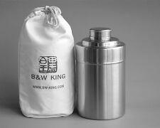 B&W KING 5X7' Format Stainless Steel Film Developing Tank