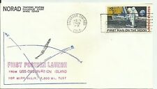 FIRST POSIDEN LAUNCH COLORADO SPRINGS, CO 12/16/69 #12 OF 55 MADE