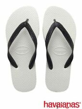 Sandali e scarpe nere Havaianas per il mare da uomo