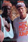 Внешний вид - White Men Can't Jump (1992) Movie Poster, Original, DS, Unused, NM, Rolled
