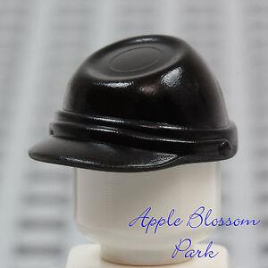 NEW Lego Minifig BLACK CAVALRY CAP -Star Wars Minifigure Imperial Pilot Kepi Hat