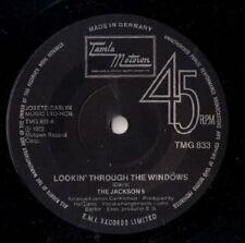 """El Jackson 5 – viendo a través de los cristales, de vinilo de 7"""""""