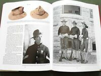 """""""HATS OFF HEAD DRESS OF THE US ARMY"""" INDIAN WARS KEPI HELMET CAP REFERENCE BOOK"""