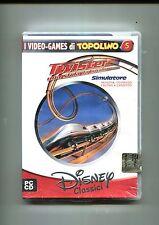 Disney Classici# TWISTER - UNA SFIDA DA BRIVIDO #I Video Games di Topolino-PC CD