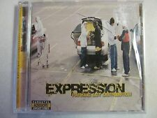 EXPRESSION PARKING LOT DISTRIBUTION NEW STILL SEALED 2004 19 TRACK CD