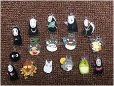 20pcs Cartoon totoro Enamel Metal Charms Pendants DIY Jewelry Making