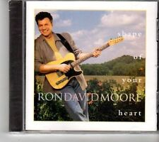 (FH281) Ron David Moore, Shape Of Your Heart - 1994 sealed CD
