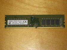 New listing Kingston 16Gb Pc4-2400T 2400Mhz 288-pin 2Rx8 Ddr4 Non-Ecc Desktop Ram Kyxc0V-Mib