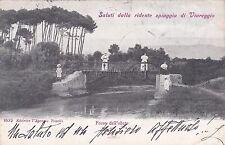 VIAREGGIO - Fosso dell'Abate 1907