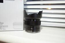 Sony SEL35F18 35mm F1.8 OSS - E mount Lens (great condition) - with box