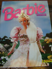 PANINI BARBIE FANTASY STICKER BOOK ALBUM RARE UNUSED WITH THE FREE STICKERS