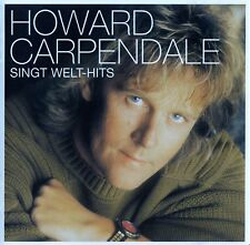 Howard CARPENDALE: Sings World Hits/CD-Top Condition