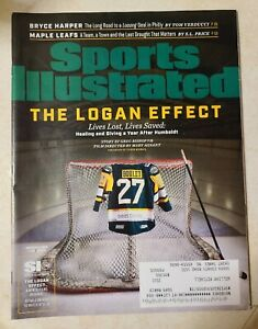 "Sports Illustrated March 11, 2019 ""The Logan Effect"""