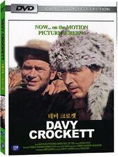 Davy Crockett: King of the Wild Frontier (1955) - Fess Parker DVD *NEW