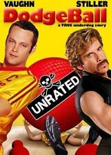 Dodgeball True Underdog Story Unrated 0024543172215 DVD Region 1