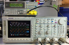 Tektronix TDS754A Oscilloscope 4 Channel 500MHz 2GS/s 13 1F 1M 2F
