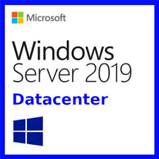 MICROSOFT WINDOWS SERVER 2019 Datacenter 64BIT Full Version