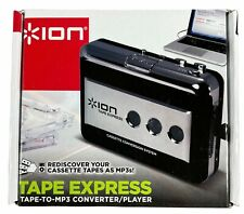 More details for ion - tape express tape to mp3 converterplayer cassette conversion system   new