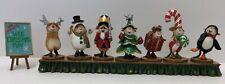 "Wee Forest Folk ""A Wee Christmas Play""  Entire Set - M-543 thru M549 - A31, A32"