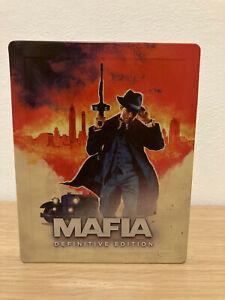 Mafia Definitive Edition Collector´s - steelbook *RARE*