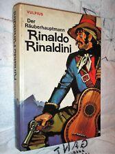 Christian August Vulpius: Der Räuberhauptmann Rinaldo Rinaldini Tosa Kinderbuch