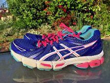 ASICS GEL EXALT Cobalt Blue Purple RUNNING Athletic Sneakers Womens Shoes Sz 7.5