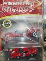 FERRARI 512 BB 1000Km MONZA 1981 FERRARI RACING C. #30 Mib 1:43 DIE-CAST