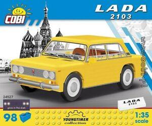 COBI   Lada 2103  / 24527  /  98  blocks  auto toys car