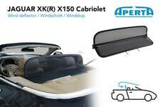 WINDSCHOTT JAGUAR XK / XKR / X150 2006 - 2016 CABRIO > CONVERTIBLE > WINDSTOP