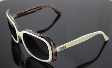 RARE New Genuine D&G Dolce & Gabbana White Light Havana Sunglasses DG4053 594/8G
