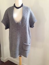CHLOE Funky Chic Layering Tunic Sweater TS OS Lagenlook