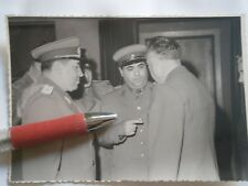 ARMY PHOTO BULGARIA USSR RUSSIA MILITARY OFFICER YUGOSLAVIA ARMY FOTO ARMEE