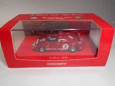 Minichamps (400 751202) - 1/43 - Alfa Romeo - 33 TT 12 - Monza  - 1975 - #2