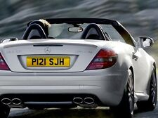 P121 SJH Personalised Registration Cherished Number Plate