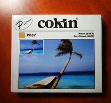 FILTRE PHOTO COKIN P037 TON CHAUD (81EF) Série P -- Effet : WARM Neuf