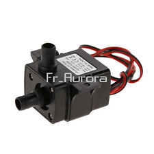 DC 12V 3M 240L/H Ultra Quiet Brushless Motor Submersible Pool Water Pump Solar