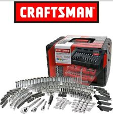 Craftsman 450 Piece Mechanic's Tool Set With 3 Drawer Case Box