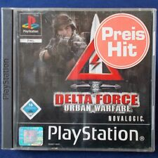 Ps1-playstation ► Delta Force: urban warfare (dt.) ◄