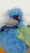 The Puppet Company Soft Toy Long Arm Glove Puppet, Blue Bird, Emu? , 125 cms
