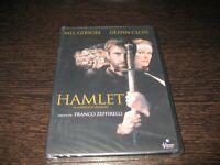 Hamlet DVD Mel Gibson Glenn Close Sigillata Nuovo