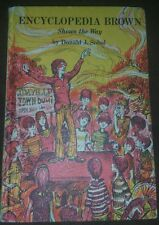 Encyclopedia Brown Shows the Way by Donald J. Sobol (1972, Hardcover)